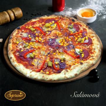 Náhľad 22 - Pizza SALÁMOVÁ