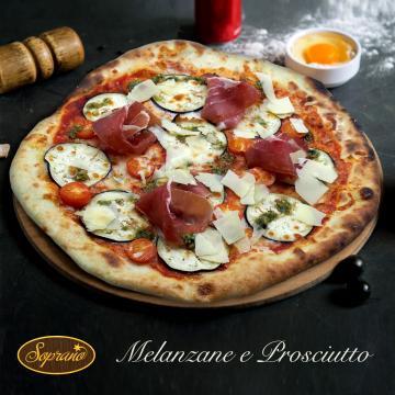 Náhľad 28 - Pizza MELANZANE E PROSCIUTTO