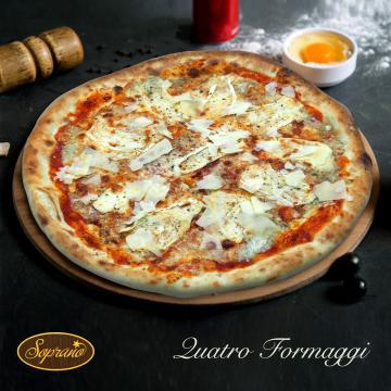 Náhľad 6 - Pizza QUATRO FORMAGII