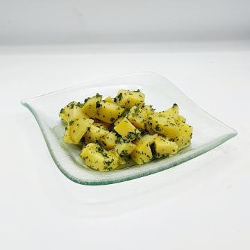 Náhľad petržlenové zemiaky s maslom
